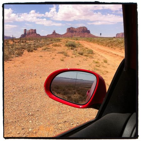 Monument Valley After Friedlander iPhone Photo