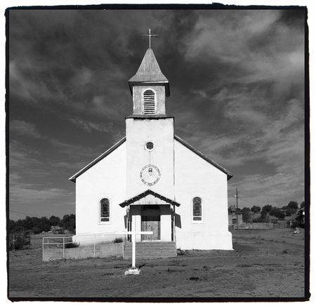 Route 66 Dilia New Mexico Sacred Heart Church Blog