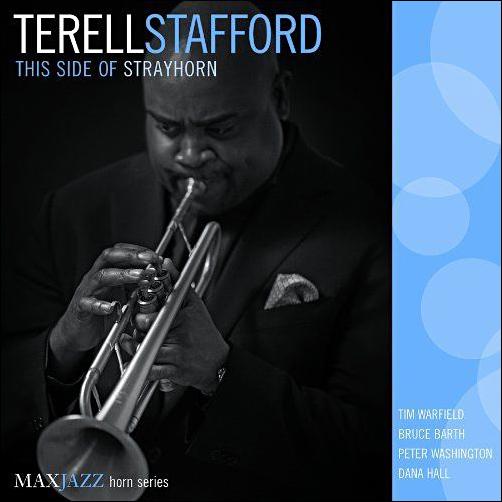Terell Stafford Strayhorn CD Cover