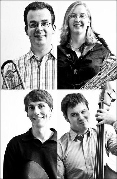 The Olson Pingrey Quartet 01