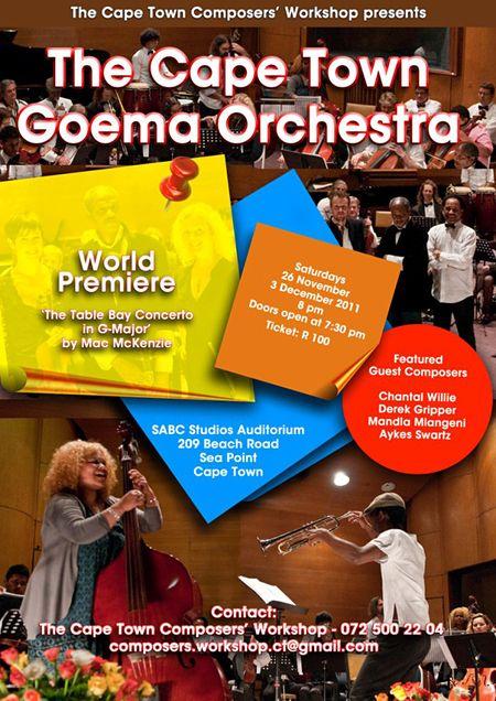 Mac McKenzie Goema Orchestra Table Bay Concerto 02