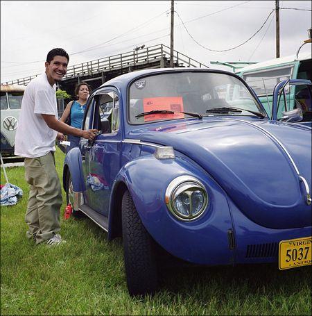 Hans Alvarez 73 Super Beetle