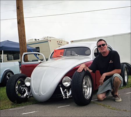 Bill Berry 61 Beetle Volks Rod