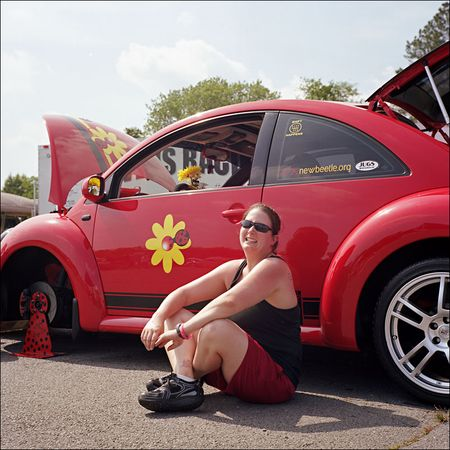 Dana Kerrigan 02 Turbo S New Beetle