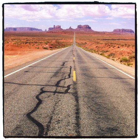 Monument Valley iPhone Photo