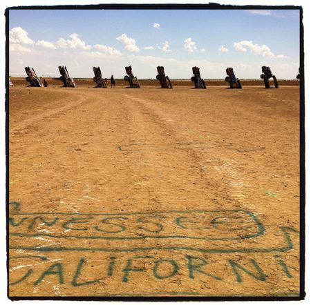 Cadillac Ranch 01