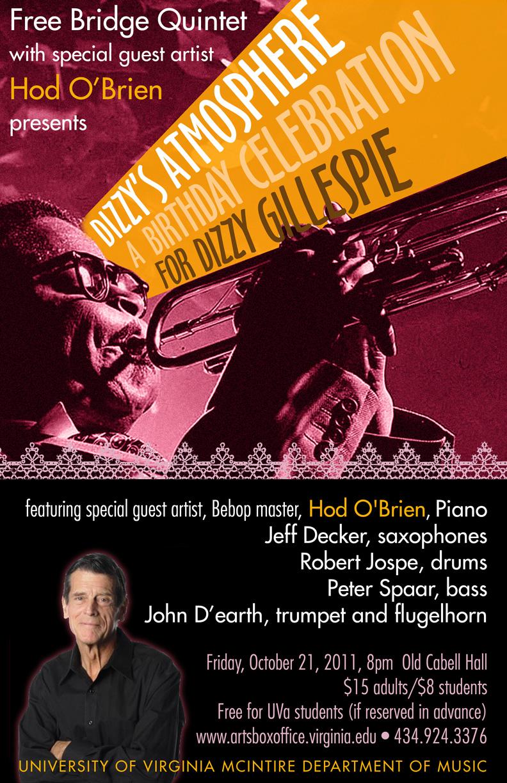Free Bridge Quintet Hod O Brien in Concert