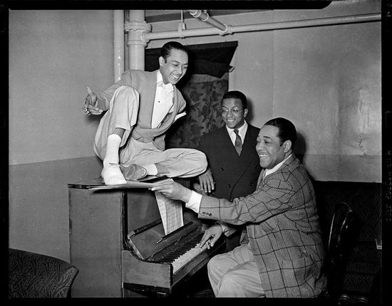 Teenie Harrie Duke Ellington Billy Strayhorn