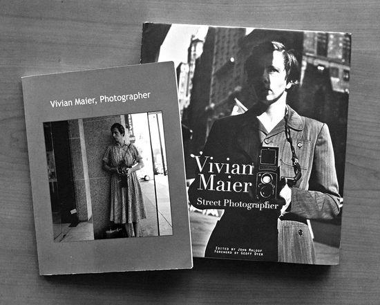 Vivian Maier Hearst Maloof