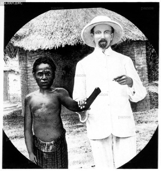 16d Anti Slavery International Congo Swedish missionary