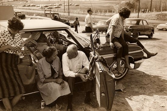 Grey Villet Richard Mildred Loving Sumerduck dragway April 1965