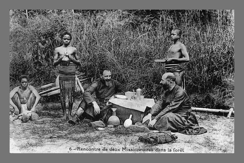 18 Smithsonian Africa Missionaries