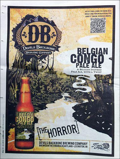 Belgian Congo Pale Ale sml