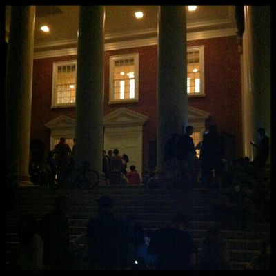 Mason UVA Sullivan Crisis First Rally Late Night Vigil 02
