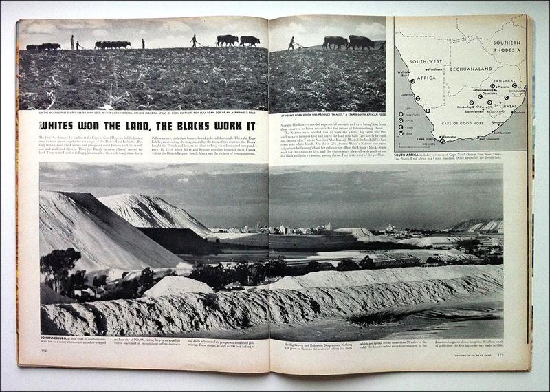 Margaret Bourke White Life Magazine South Africa 02 sml