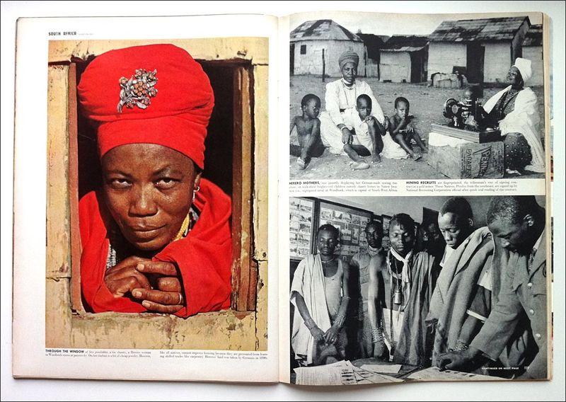 Margaret Bourke White Life Magazine South Africa 05 sml