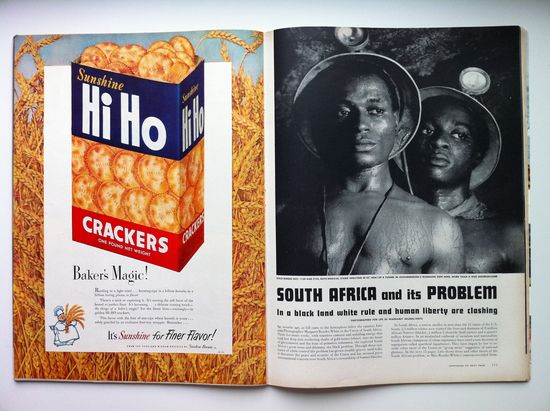 Margaret Bourke White Life Magazine South Africa 01
