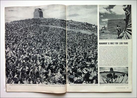 Margaret Bourke White Life Magazine Voortrekker Monument 03 sml
