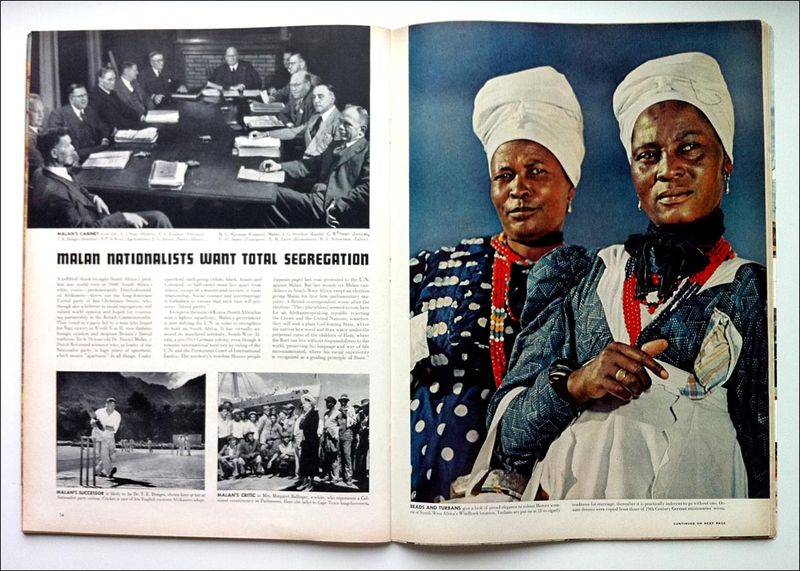 Margaret Bourke White Life Magazine South Africa 03 sml