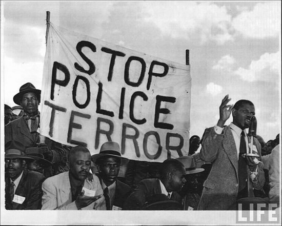 24 Bourke White No Caption Pass Protest South Africa 1950 02