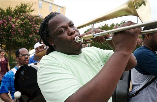Mason Rebirth Brass Band 2012-1000180