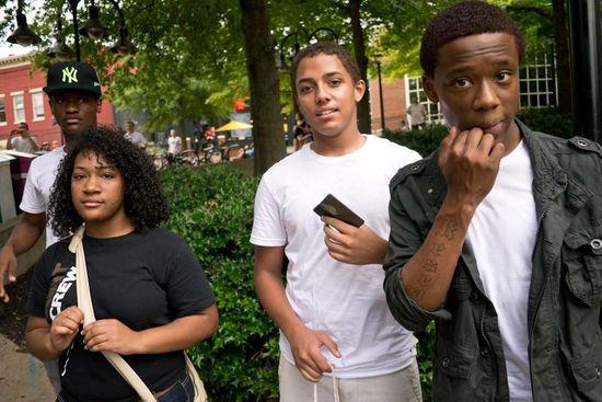 John Edwin Mason African American Youth Charlottesville Virginia