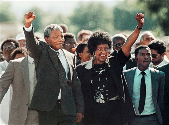 ICP Rise and Fall of Aparheid Williams Mandela