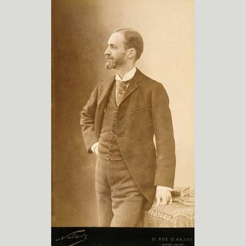George Eastman 1890 National Portrait Gallery