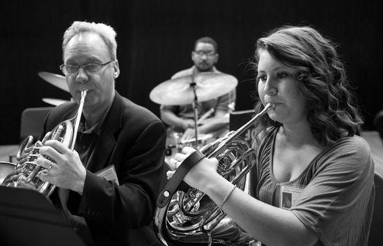 John Edwin Mason Watkins Jazz Fest 12 BW-1000734