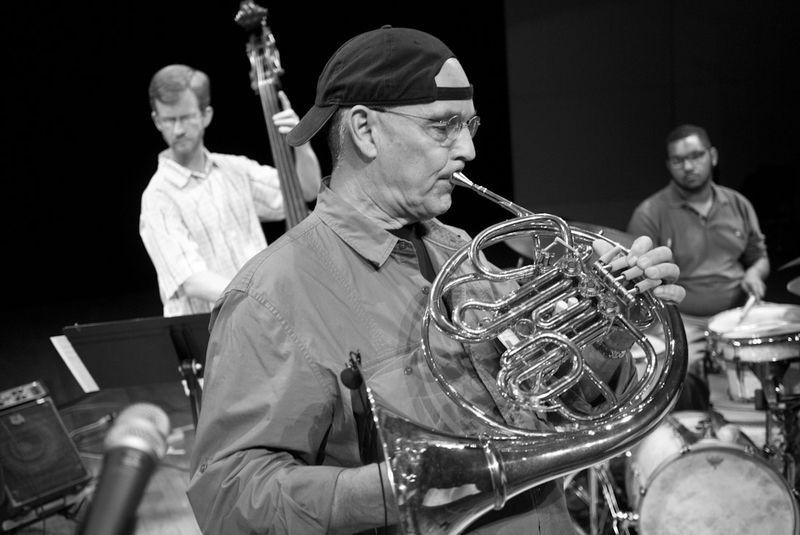 John Edwin Mason Watkins Jazz Fest 12 BW-1010136