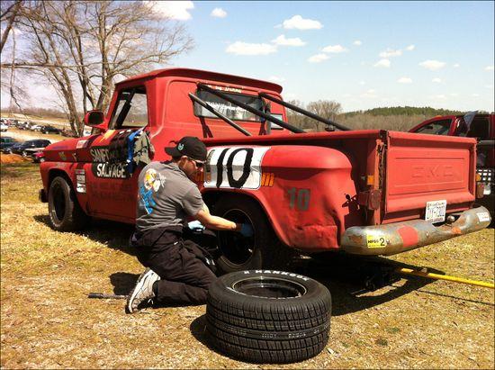 ChumpCar VIR Sanford Truck 01 sml