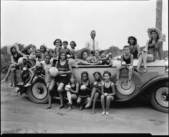 Addison Scurlock YWCA Camp for Girls Highland Beach MD 1930