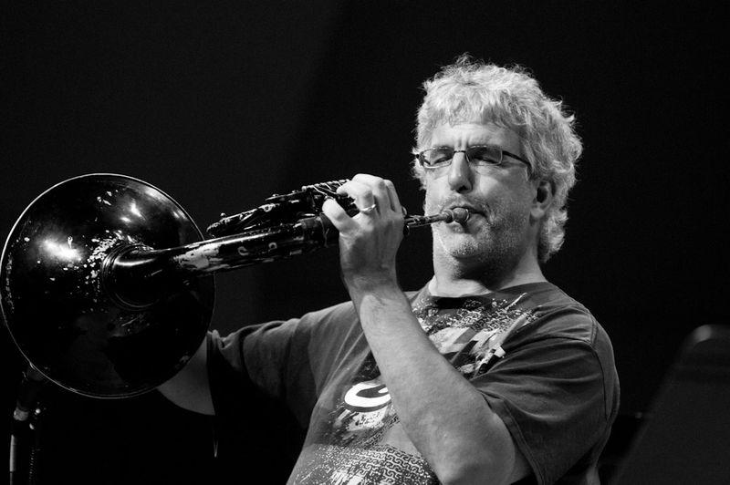John Edwin Mason Watkins Jazz Fest 12 BW-8730