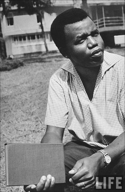 Chinua Achebe Carlo Bavagnoli Life magazine sml
