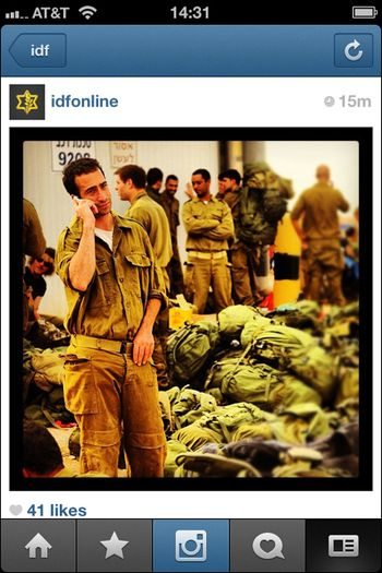 Instagram War Israel 28 copy