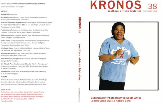 Kronos 38 Documentary Photography in South Africa