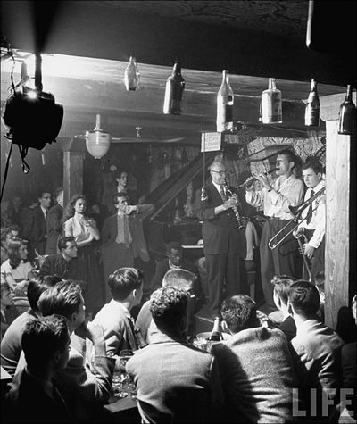Gordon Parks Life Mezz Mezzrow Paris 1951 sml