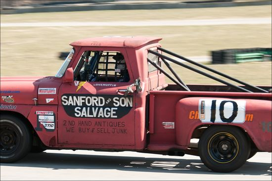 ChumpCar VIR 03 13 Mason Sanford and Son 01