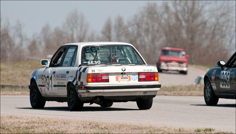 ChumpCar VIR 03 13 Mason PMF Motorsports