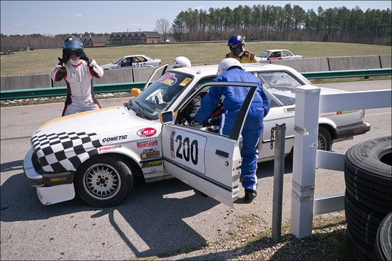 ChumpCar VIR 03 13 Mason Sri Racing 3