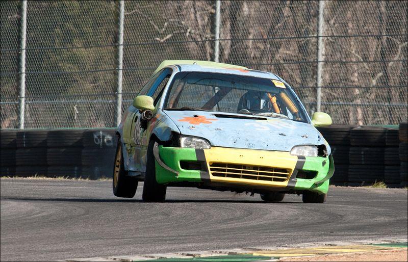 ChumpCar VIR 03 13 Mason TR3 Motorsports