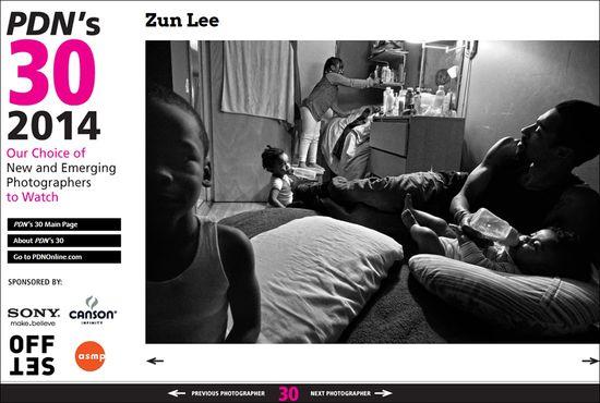 Zun Lee PDN 30