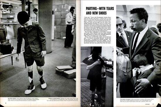 Gordon Parks Flavio in America Life Magazine 21 July 1961 02
