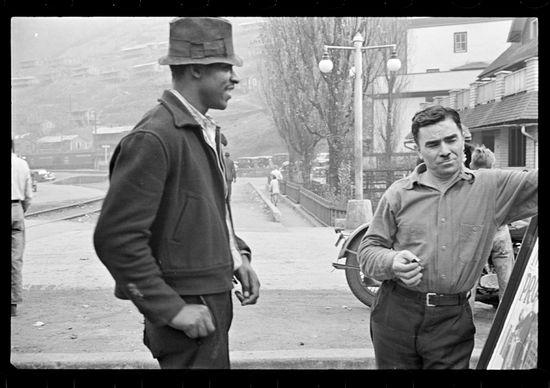 Ben Shahn FSA probably Omar West Virginia 1935-6