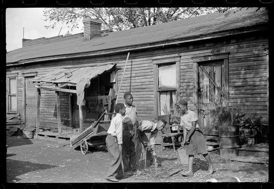 Marion Post Wolcott FSA probably Charlston West Virginia 1938-10