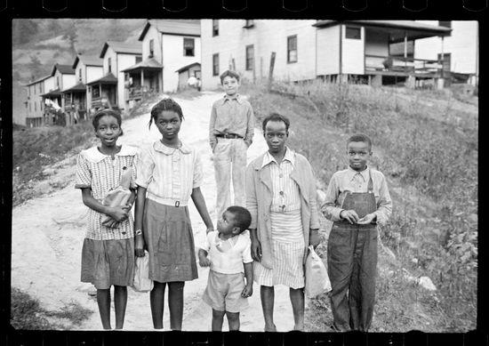 Ben Shahn Omar West Virginia 1935-4