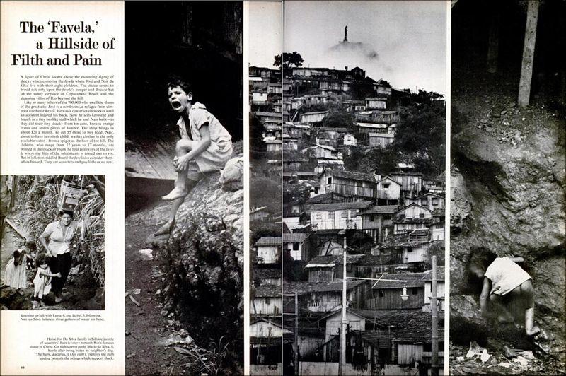 Gordon Parks Flavio Life Magazine 16 June 1961 02