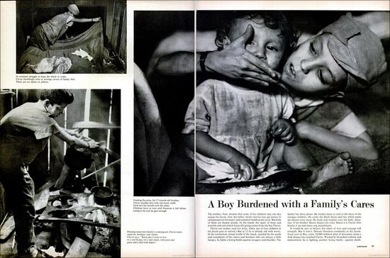 Gordon Parks Flavio Life Magazine 16 June 1961 04