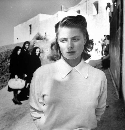 Gordon Parks Ingrid Bergman Stromboli